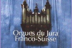 Orgues du Jura franco suisse vol.2